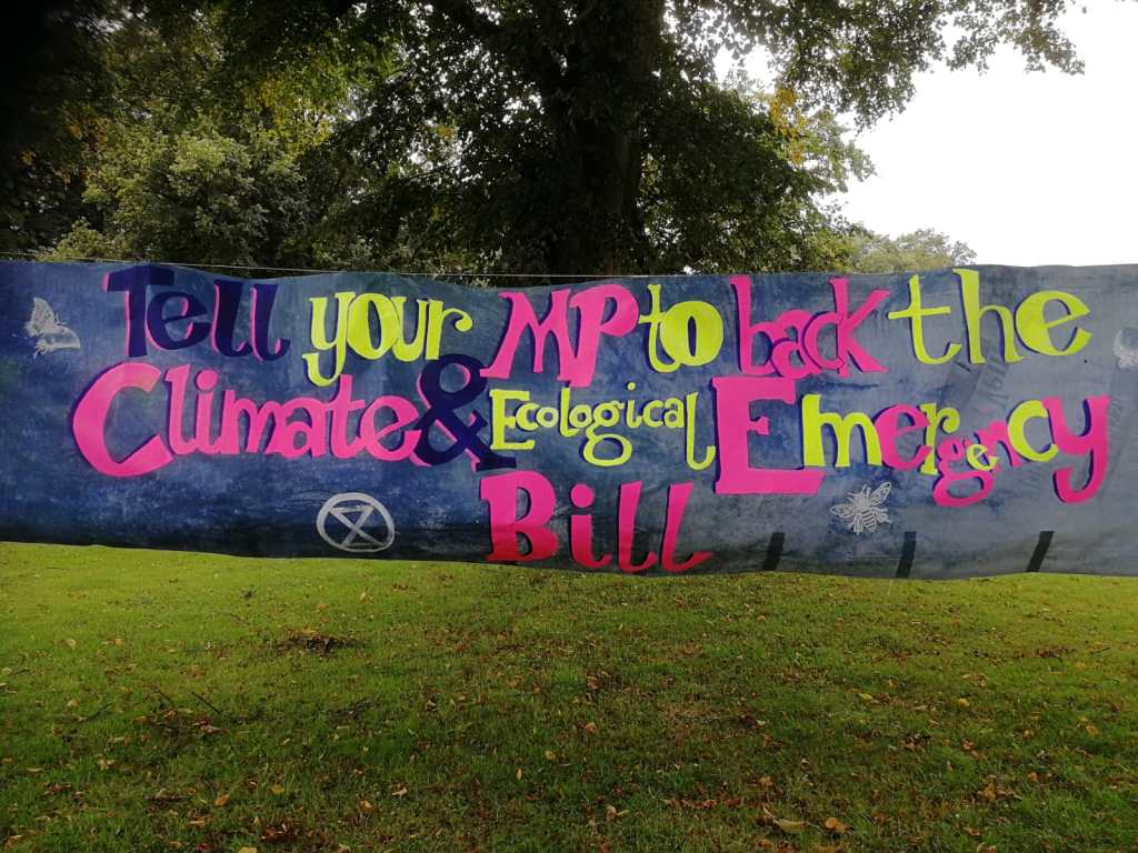 Does your MP know about the Climate and Ecological Emergency Bill?