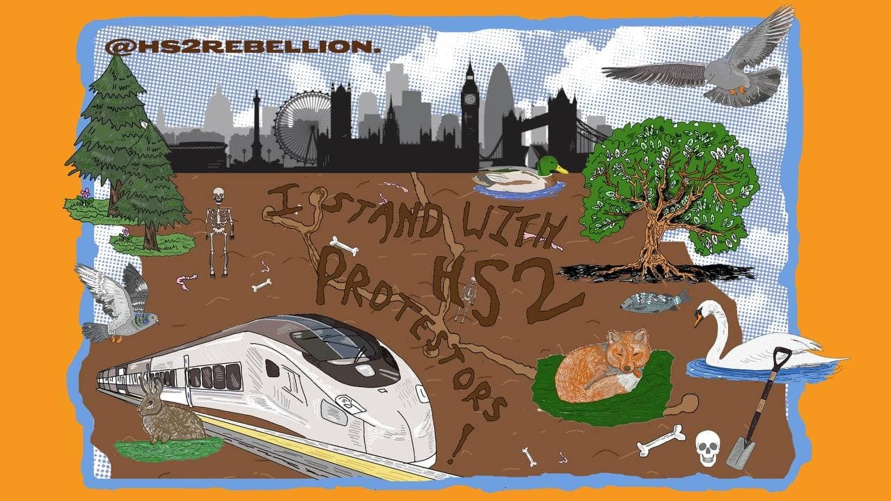Why HS2 is a bad Idea.
